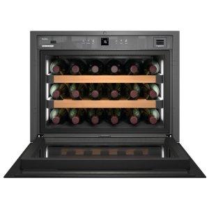 """Liebherr24"""" Built-in wine storage cabinet"""