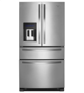 25 cu. ft. French Door Refrigerator with External Refrigerated Drawer
