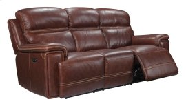 2394 Fresno Power Sofa Power Headrest Brown