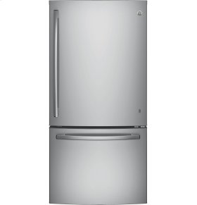 GE® ENERGY STAR® 24.9 Cu. Ft. Bottom-Freezer Drawer Refrigerator
