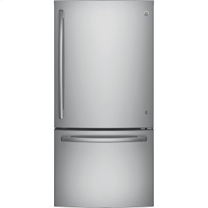GE®ENERGY STAR® 24.8 Cu. Ft. Bottom-Freezer Drawer Refrigerator