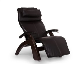 Perfect Chair PC-420 Classic Manual Plus - Espresso Premium Leather - Dark Walnut
