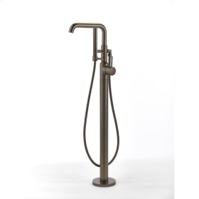 Bronze River (Series 17) Single Supply Floor Tub Filler