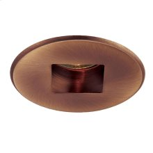TRIM,3 1/4IN ROUND REGRESS - Satin Copper