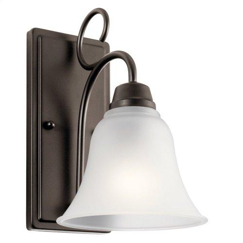 Bixler 1 Light Wall Sconce Olde Bronze®