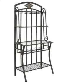 Diamond Tile Bakers Rack