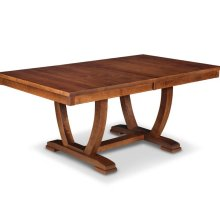 Florence 48x72+3-12 Dining Table