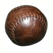 Artsome Nicholas Leather Ball