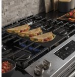 "GE ®30"" Slide-In Front Control Gas Range"