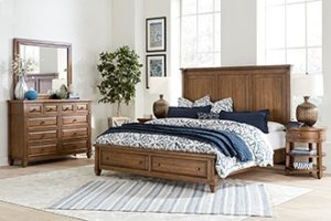 Thornton Queen Bed