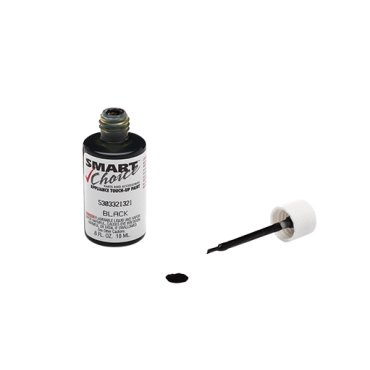 Smart Choice Black Touchup Paint Bottle