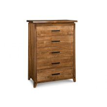 Pemberton 5 Drawer Highboy Chest
