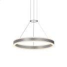 """Double Corona 24"""" LED Ring Pendant Product Image"""