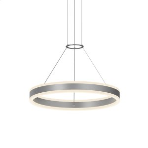 "Double Corona 24"" LED Ring Pendant Product Image"