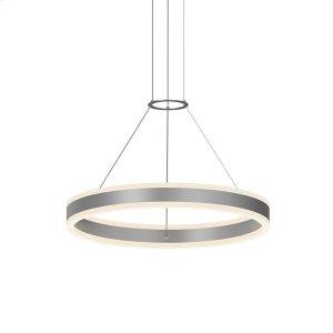 """Double Corona(tm) 24"""" LED Ring Pendant Product Image"""