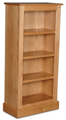 "Classic Short Category IV Bookcase, Classic Short Category IV Bookcase, 2-Adjustable Shelves, 26""w"