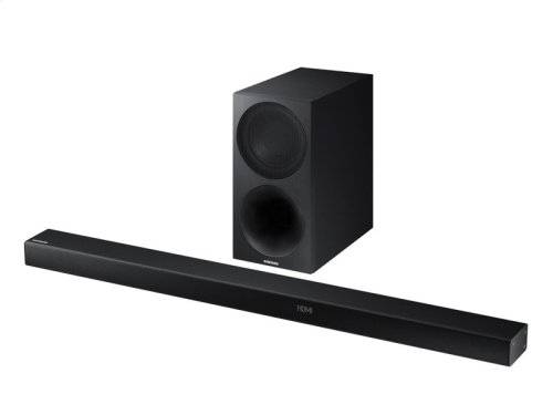 340W 3.1ch Soundbar w/ Wireless Subwoofer
