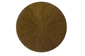 """Mozambique Veneer Dining Table Top 54"""""""