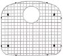 Stainless Steel Sink Grid (Fits Wave large bowl)