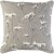 """Additional Enchanted EN-004 18"""" x 18"""" Pillow Shell with Down Insert"""