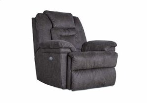 Big Man's Power Headrest Recliner