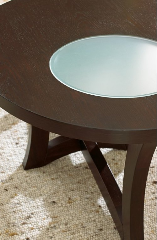 """Alice End Table, 24""""x24""""x24"""""""