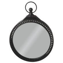 Pocket Watch Wall Mirror.
