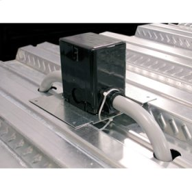 880MPFC Series Fire Classified Nonmetallic Rectangular Floor Box