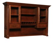 Savannah Hutch Top for Desk or Credenza Product Image