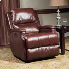 Atlas Chocolate Manual Glider Recliner Product Image