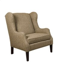Chair with Cherry Tapered Leg