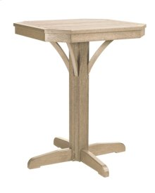 "T36 28"" Square Counter Pedestal"