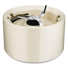 Almond Cream Collar for Blender Pitcher (Fits model KSB565) gasket not included