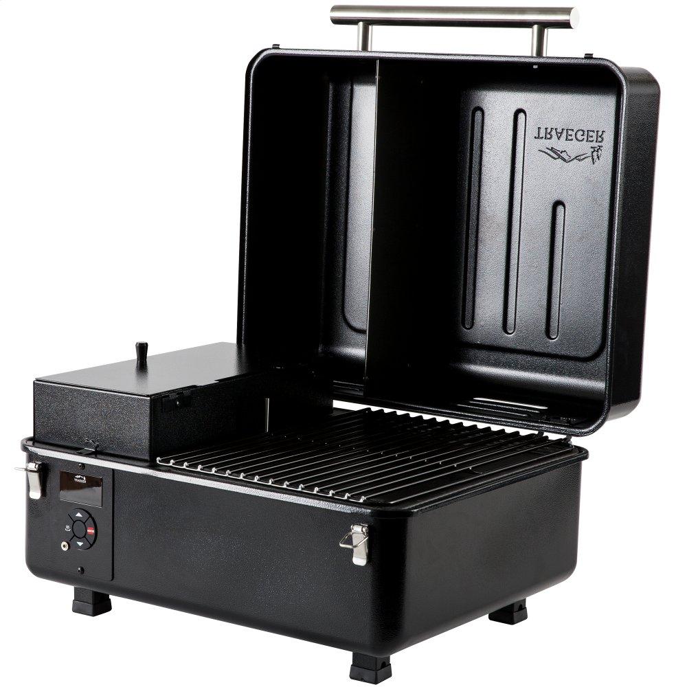 Tft18kld Traeger Grills Ranger Pellet Grill Fred S Appliance