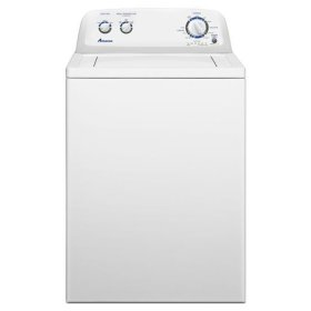 3.4 cu. ft. Top Load Washer with Handwash Cycle - white