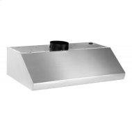 "36"" Undercabinet Range Hood In Stainless Steel"
