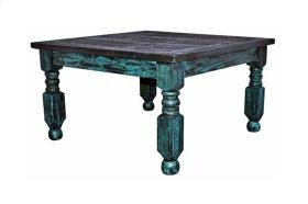 Turquoise Scrape SQ.LYON Cktl