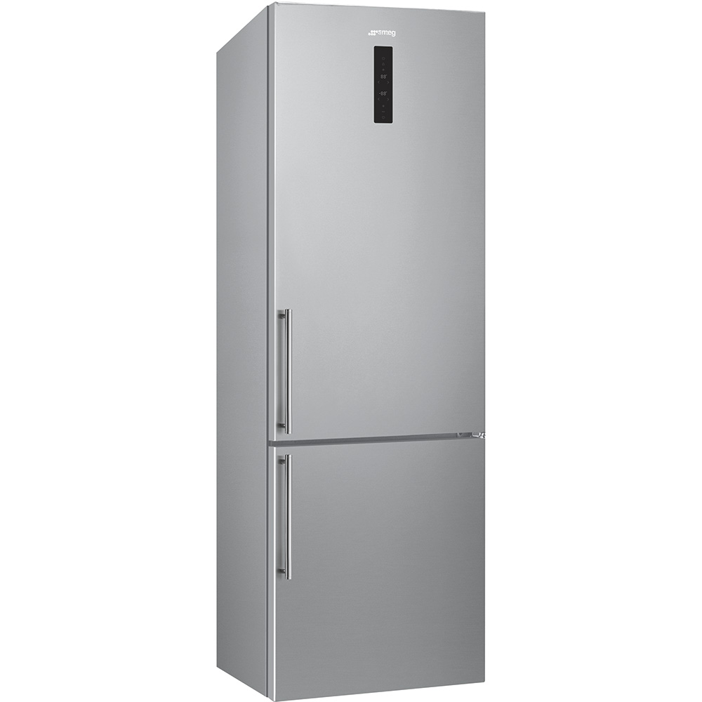 "Smeg60 Cm (Approx. 24""), Combi Refrigerator/freezer, Stainless Steel"