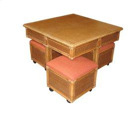 354 Hassock Table