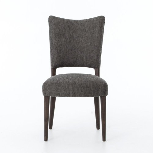Ives Black Cover Lennox Dining Chair