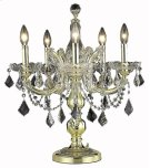 2800 Maria Theresa Collection Table Lamp Gold Finish Product Image