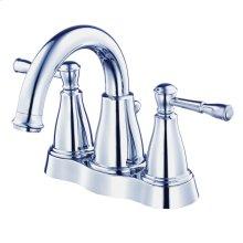 Chrome Eastham Two Handle Centerset Lavatory Faucet