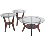 Signature Design by Ashley Fantell 3 Piece Occasional Table Set [FSD-TS3-61DB-GG] Product Image