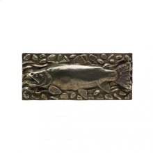Trout Panel - TT800 Silicon Bronze Brushed