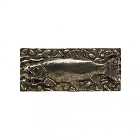 Trout Panel - TT800 White Bronze Medium