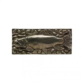 Trout Panel - TT800 Silicon Bronze Medium