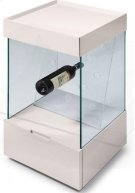 Modrest Vine Contemporary White Wine Shelf Product Image