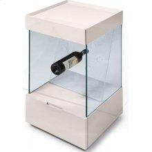 Modrest Vine Contemporary White Wine Shelf