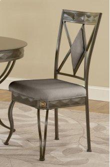 Mystic Black Dinette : Mystic Black Side Chair