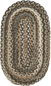 Windsor Taupe Braided Rugs